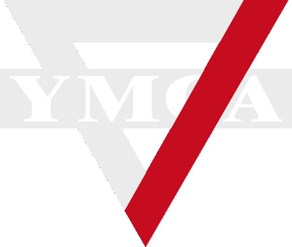 Zvýrazněná část loga YMCA